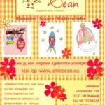 Flyer voor de Buik & Baby Beurs